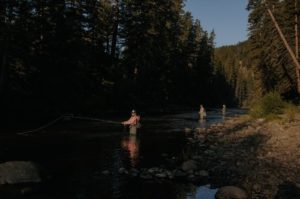 Fly Fishing the Three Rivers
